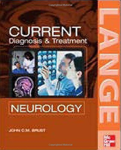 CURRENT Diagnosis & Treatment in Neurology (LANGE CURRENT Series) 1st Edition by Brust, John (2006) Paperback