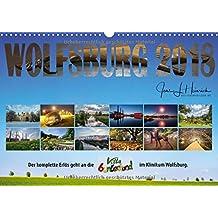 Wolfsburg 2018 - Der Benefizkalender (Wandkalender 2018 DIN A3 quer): Der Benefizkalender für Wolfsburg (Monatskalender, 14 Seiten ) (CALVENDO Orte)