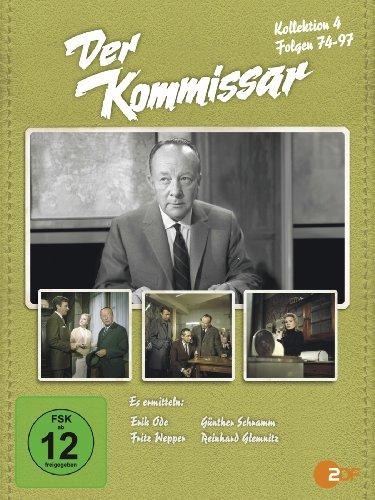 Kollektion 4, Folgen 74-97 (6 DVDs)