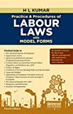 Practice & Procedures of Labour Laws with Model Forms