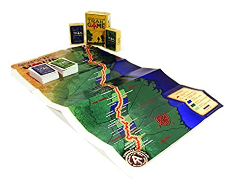 The Appalachian Trail Card Game by Outdoor Edutainment