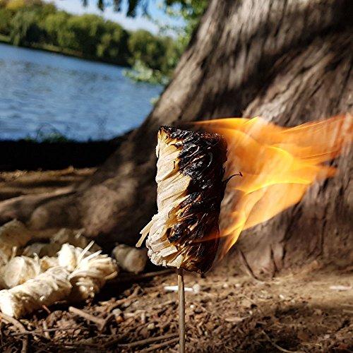 26 Kg 200 Stck Feuerbllchen Anznder Aus Holzwolle Und Wachs Kaminanznder Grillanznder Brennholzanznder Kaminholzanznder Holzanznde