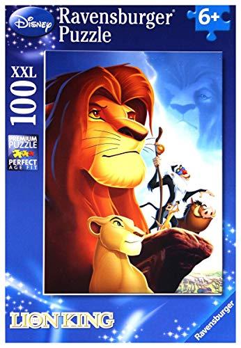 Ravensburger Puzzle 100 Teile XXL - Der König der Löwen