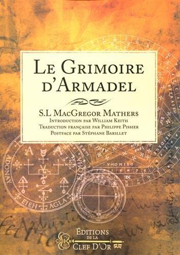 Le Grimoire d'Armadel par Stéphane Barillet