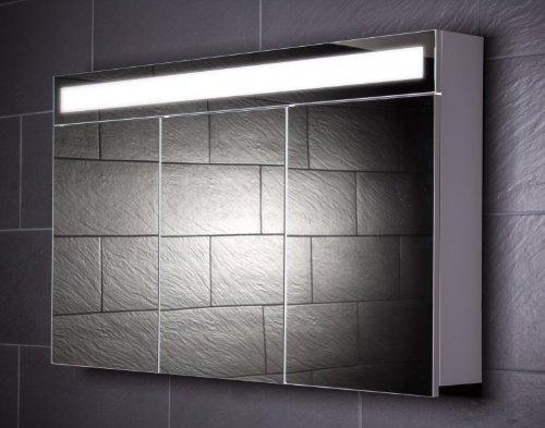 LED Spiegelschrank Badezimmer - Galdem EVEN 120 cm