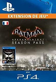 Batman Arkham Knight Season Pass [Code Jeu PSN PS4 - Compte français] (B00X4R5HAO)   Amazon price tracker / tracking, Amazon price history charts, Amazon price watches, Amazon price drop alerts