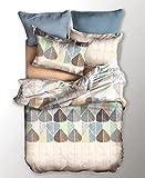 DecoKing 04135 Bettwäsche 135x200 cm Kinderbettwäsche mit 1 Kissenbezug 80x80 Bettwäscheset...