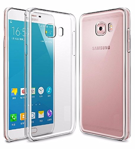 AVICA™ Silicon Clear Flexible Premium Transparent Back Cover For Samsung Galaxy C9...