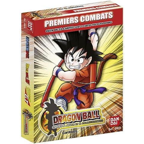 Bandai - Juego de cartas de Dragon Ball (contenido en francés)