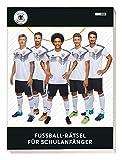 Die besten Panini Fußball Spiele - DFB Schulstartblock: Fußball-Rätsel für Schulanfänger Bewertungen