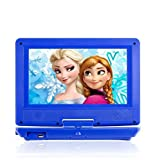 Best Portable Dvd Players For Children - Portable DVD Player for Car, Plane & more Review