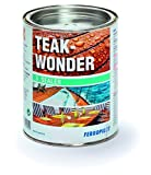teakwonder versiegler mantiene e protegge la tua superfici in legno per lungo tempo
