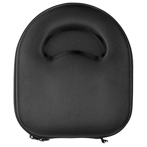 Geekria Ultrashell caso para COWIN E-7, Sony 950N1, 950bt, Parrot Zik 1.0, 2.0, 3.0Bluetooth auriculares y más/auriculares de diadema tamaño completo carcasa rígida funda de transporte/Auriculares bolsa de viaje