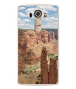 PrintVisa Designer Back Case Cover for LG G4 :: LG G4 Dual LTE :: LG G4 H818P H818N :: LG G4 H815 H815TR H815T H815P H812 H810 H811 LS991 VS986 US991 (The Deep Valley Across The Mountains)