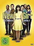 New Girl - Die komplette Season 4 [3 DVDs]