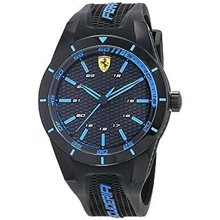 Scuderia Ferrari Herren-Armbanduhr Datum Klassisch Quarz 830247