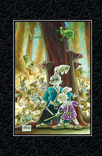 Usagi Yojimbo Saga Volume 4 Ltd. Ed.