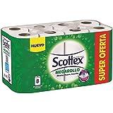Scottex Rollo de Cocina Megarollo - 8 Rollos