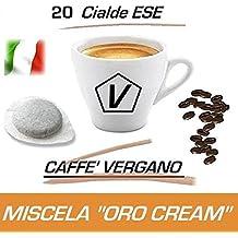 Cialde ESE 44 mm, Caffè Vergano Miscela