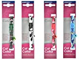4 x Ancol Camouflage Cat Collars - Bulk Buy Save Money