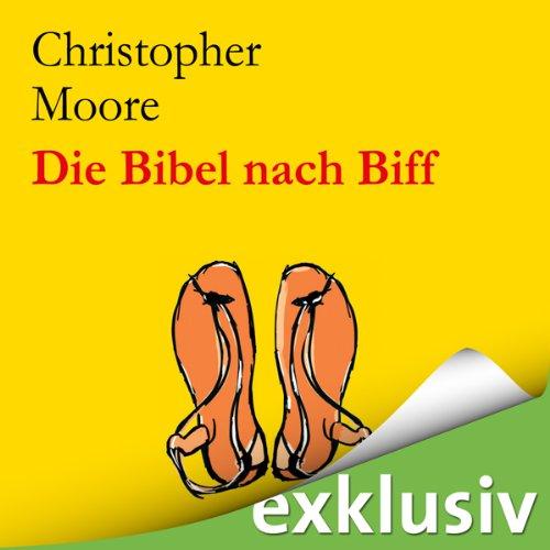 Buchseite und Rezensionen zu 'Die Bibel nach Biff' von Christopher Moore