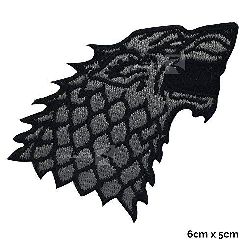 Parche bordado coser planchar Game of Thrones House