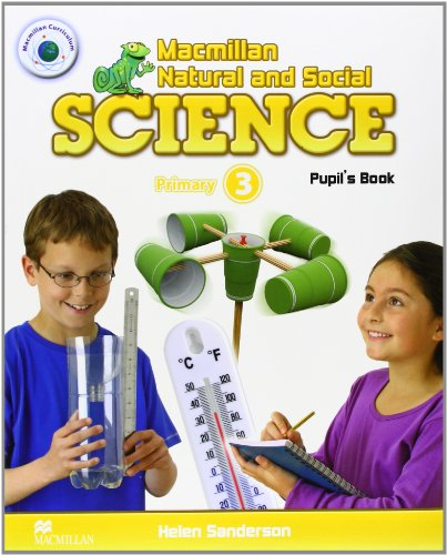 MNS SCIENCE 3 Pb (Macmillan Natural and Social Science) - 9780230720169