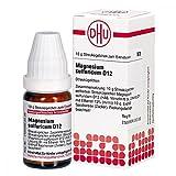 Magnesium Sulfuricum D 12 Globuli 10 g