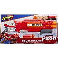 Hasbro Nerf B9789EU4 - Mega Doublebreach, Spielzeugblaster
