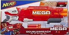 Idea Regalo - Nerf Mega - Doublebreach, B9789EU4