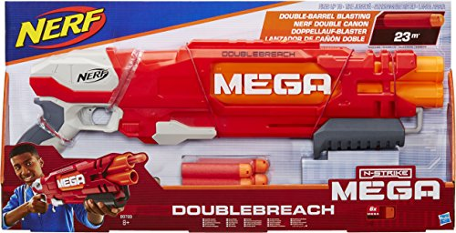 Mega Doublebreach