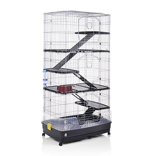 Wagner Cages  | Frettchenkäfig - Käfig für Chinchilla, Frettchen, Kaninchen, Meerschweinchen & Co.