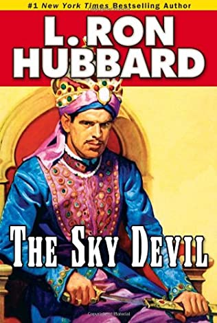 book cover of The Sky Devil