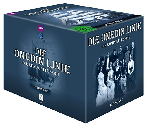 Produktbild The Onedin Line (Complete Series) - 32-DVD Box Set ( The Onedin Line - Seasons 1-8 (91 Episodes) ) [ NON-USA FORMAT,  PAL,  Reg.2 Import - Germany ] by Peter Gilmore