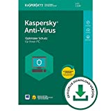 Kaspersky Anti-Virus 2018 Standard | 1 Gerät | 1 Jahr | Windows | Download