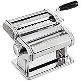 Machine à pâtes PAGILO avec 9 niveaux pour spaghetti, tagliatelle, fettuccine et lasagne - machine à pâtes, machine à pâtes