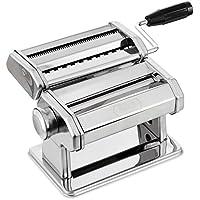 PAGILO Nudelmaschine (7 Stufen) für Spaghetti, Pasta und Lasagne | 2 Jahre Zufriedenheitsgarantie | Pastamaschine, Pastamaker