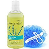 BodyHerbals Stress Relief, Lavender Shower Gel With Skin Conditioners (200ml) Beauty, Bath & Shower, Soaps & Body Washes, Body Wash Gels