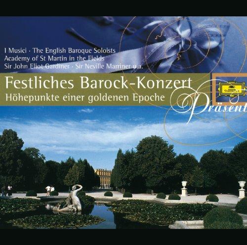 Präsernt: Barockkonzert 3 CD-Set (Edited Version)