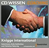 CD WISSEN Coaching - Knigge international, 2 CDs - Anke Quittschau und Christina Tabernig