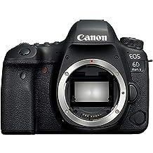 Canon EOS 6d Mark II Body Appareil Photo Numérique Reflex + SDHC 8Go Noir