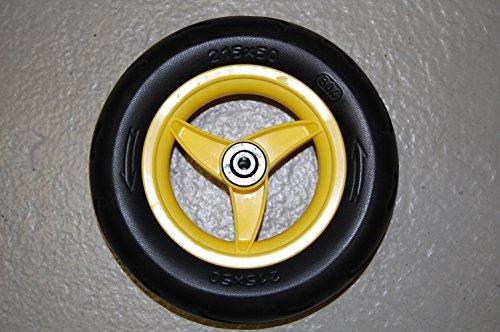 Puky Hinterrad für Laufrad - LR M 215 x 50 bereift - Gelb