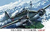 1/72 C Series No.19 Nakajima deux formules Riku ? Rabaul Air Corps