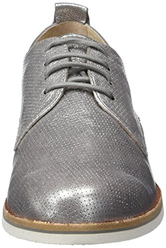 Caprice Damen 23200 Oxford Grau (GREY METALLIC)