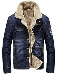buy popular c3945 ffef2 Amazon.it: giubbotto jeans imbottito: Abbigliamento