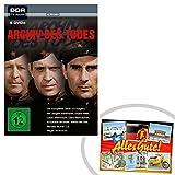 Ostprodukte-Versand.de DVD Archiv des Todes 5 DVDs | GRATIS DDR Geschenkkarte | DDR Geschenke | Geschenkidee für alle Ostalgiker aus Ostdeutschland | Ossi Artikel