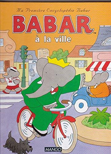 BABAR A LA VILLE