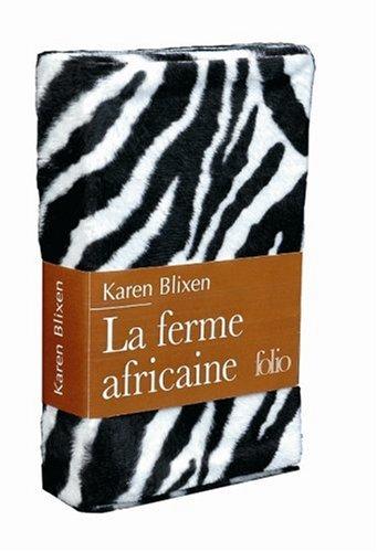 La ferme africaine - Édition limitée par Karen Blixen