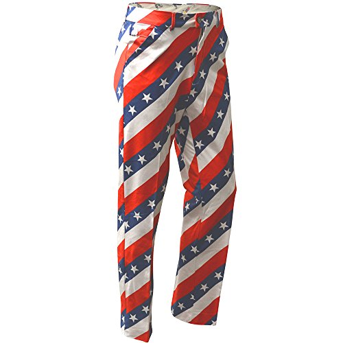 Royal & Awesome Mens Golf Trousers