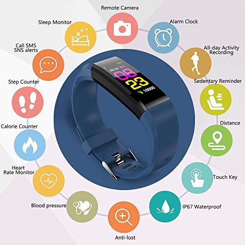 Zoom IMG-1 f fish orologio fitness tracker